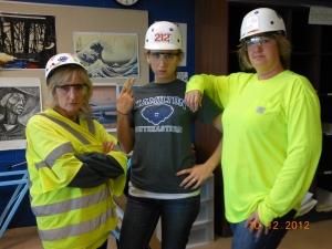 Safety First! 10.12.12